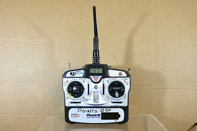 PLANET T7 DIGITAL RADIO CONTROL REMOTE TRANSMITTER AIRPLANE HELICOPTER ni