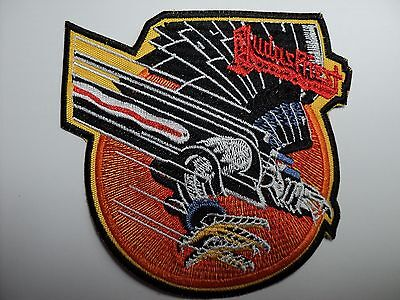 Judas Priest Screaming For Vengance   Embroidered Patch