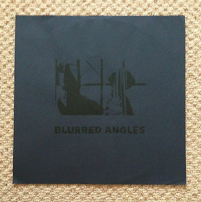 "Luke Eargoggle & Others - Blurred Angles, A 4-Track 12"" Vinyl Ep, Bt13 (2016)"