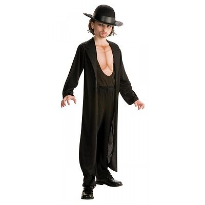 Undertaker Costume WWE Halloween Fancy Dress