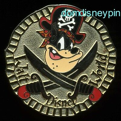 Disney Pin WDW 2004 Cast Lanyard Series *Pirate Coins* Collection - Pete!