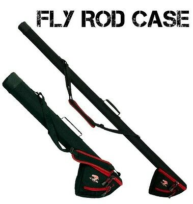 Fly Rod Case Tube Transportrohr  für 4-teilige Rute