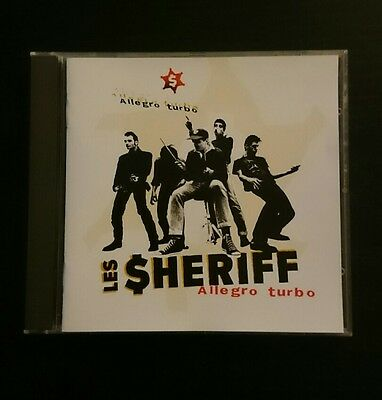 Allegro Turbo - Les Sheriff (Cd)