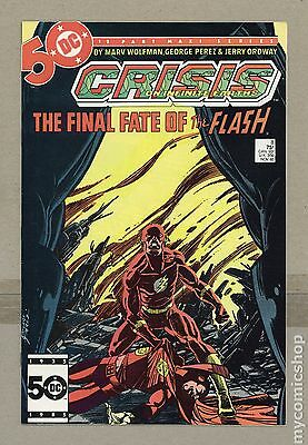 Crisis on Infinite Earths (1985) #8 FN- 5.5 LOW GRADE