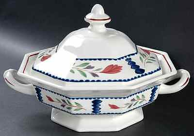Adams LANCASTER Round Covered Vegetable Bowl 2937