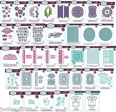 NEW CREATIVE EXPRESSIONS - SUE WILSON DIES & STAMPS - September 2016 COLLECTION