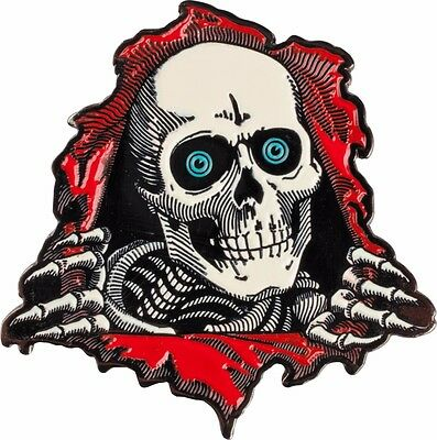 Powell Peralta RIPPER Skateboard LAPEL PIN