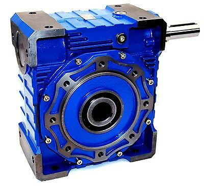 RV130 Worm Gear 50:1 Coupled Input Speed Reducer