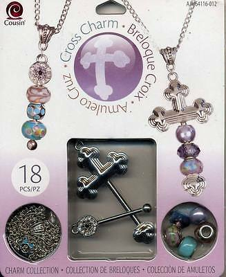 New Sealed Cousin Cross Jewelry Kit