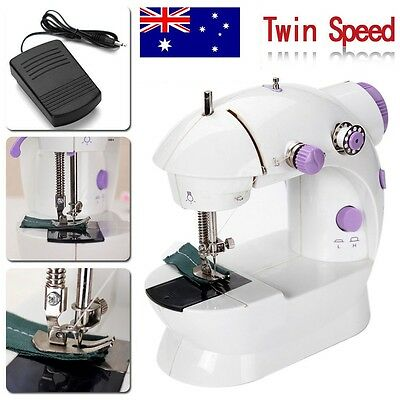Tailor Small Household Electric Mini Multifunction Portable Sewing Machine AU