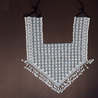 Belly Dance ATS Tribal Beaded NECKLACE Kuchi Afghani 809c3