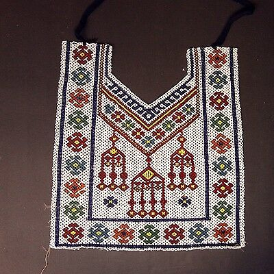 BellyDance ATS Costume Beaded NECKLACE Kuchi Tribal 809d5