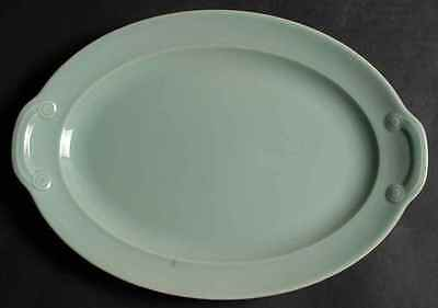 Taylor, Smith & Taylor LURAY PASTELS-GREEN Oval Serving Platter 727669