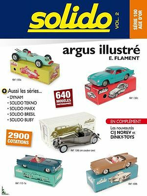Solido Series 100, Illustrated Price guide 2009