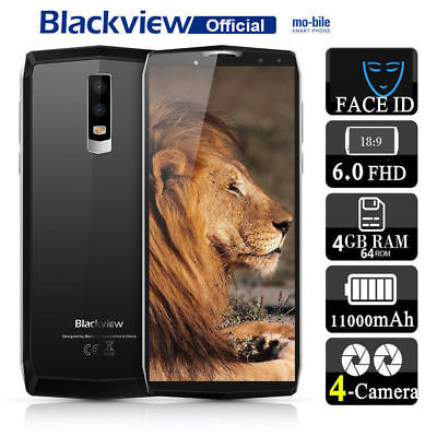 """4.7"""" Smartphone Blackview BV6000 4G Cellulare Android 6.0 OctaCore 3G+32GB 2*SIM"""