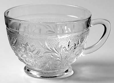 Anchor Hocking SANDWICH CLEAR Punch Cup 6523