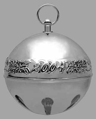 Wallace CHRISTMAS BELL Ornament 2004 4055752