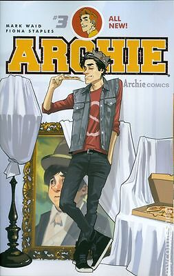 Archie (2015 2nd Series) #3A FN