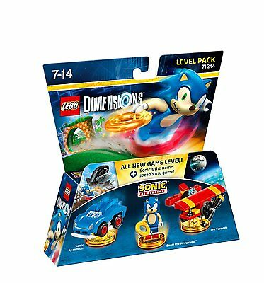 LEGO Dimensions Level Pack Sonic