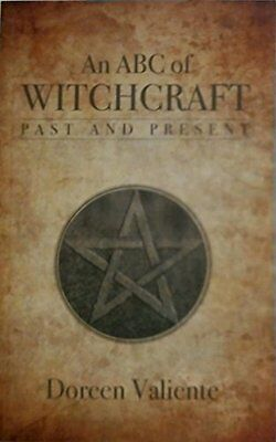 An ABC of Witchcraft Past and Present,PB,Doreen Valiente - NEW