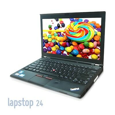 Lenovo ThinkPad X230 Core i5-3320M 2,6GHz 4Gb 320GB IPS Panel Win7 Webcam `´
