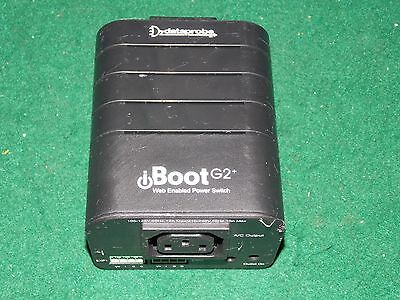Dataprobe iBoot G2+ Remote Web Enabled Power Management Switch ^