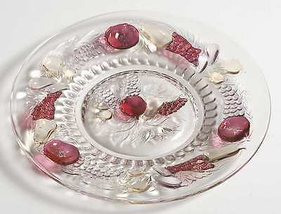Westmoreland DELLA ROBBIA FLASHED Bread & Butter Finger Bowl Underplate 8587187