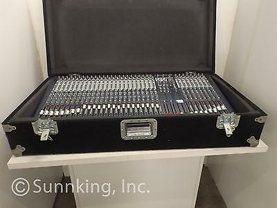 Soundcraft LX7II 32 Channel Mixing Console Console