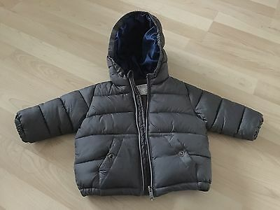 Next Baby Boys Padded Jacket 3-6 Months