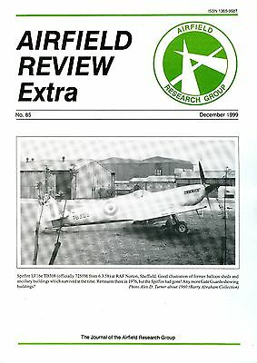 Airfield Review Extra No.85, December 1999, British Airfield Research Group Mag