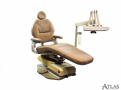 Pelton & Crane SP Dental Operatory Patient Exam Chair w/ 31105 Delivery System
