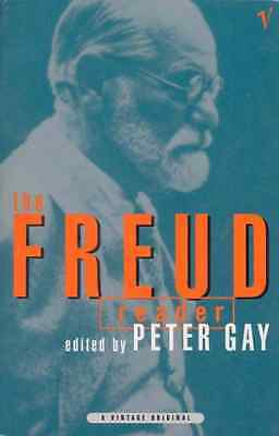 The Freud Reader - Paperback NEW Freud, Sigmund 1995-05-04