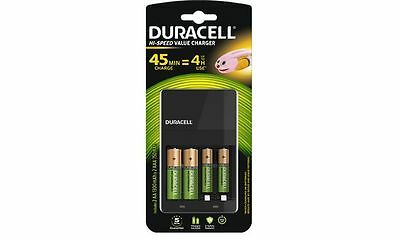 "DURACELL Ladegerät ""Hi-Speed Value Charger CEF14"", 5000394118577"
