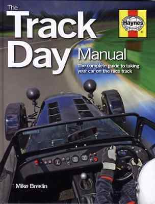 Track Day Manual - Hardcover NEW Breslin, Mike 2008-06-19