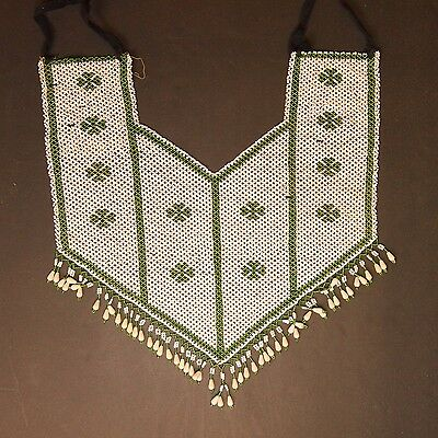 BellyDance ATS Costume Beaded NECKLACE Kuchi Tribe 809p10