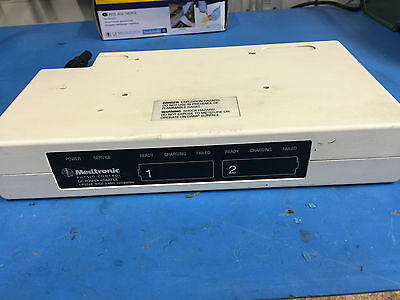 Lifepak 12  Vehicle Charger  12 Volt Fully Working And Tested Free Uk Post