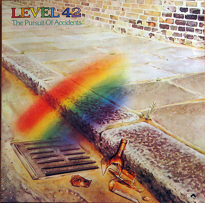 Level 42. The Pursuit Of Accidents. 2383 Germany 1982 Ex Ex