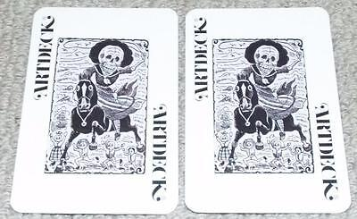 Artdeck by Mexican Artist - 1993 Pack of Pictorial Playing Cards