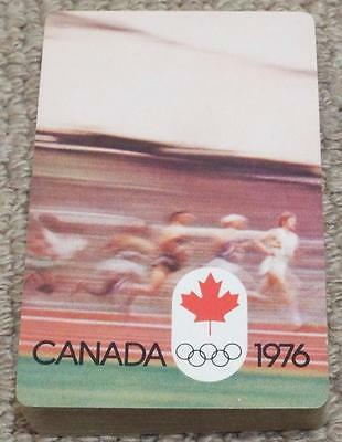 Canada - Vintage 1976 Olympic Games Playing Cards