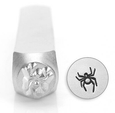 6mm Spider Jewelry Metal Stamp Punch Jewellery Making Tools Stamping