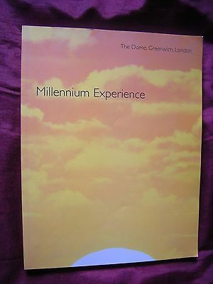 Millennium Experience The Dome London The Guide Book
