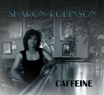 Sharon Robinson - Caffeine [New CD] UK - Import