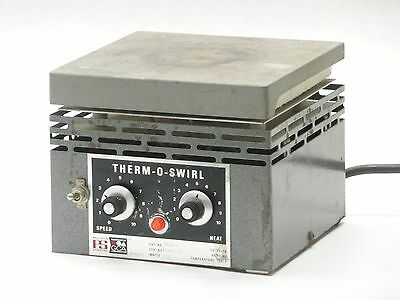 Precision Scientific Therm-O-Swirl 61696 Laboratory Hot Plate Burner Stirrer