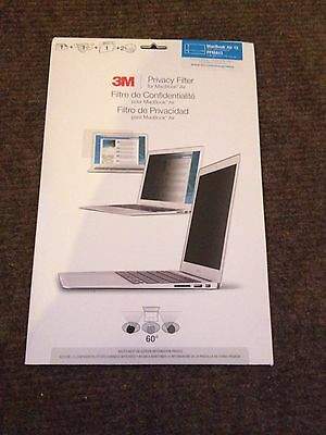 3M Privacy filter macbook air 13 inch