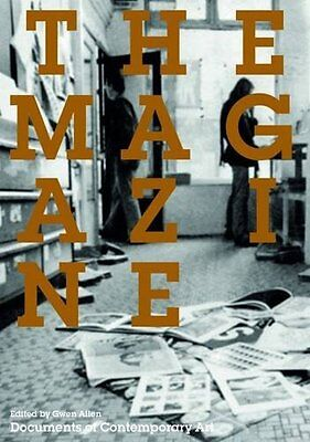 The Magazine (Documents of Contemporary Art),PB,null - NEW