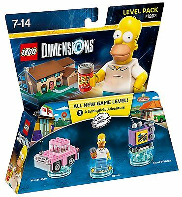 LEGO Dimensions Level Pack Simpson Homer