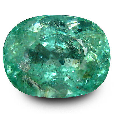 3.08 Cts Natural Paraiba Tourmaline Certified Amazing Neon Bluish Green Gemstone
