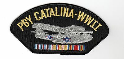 PBY Catalina WWII Hat Patch