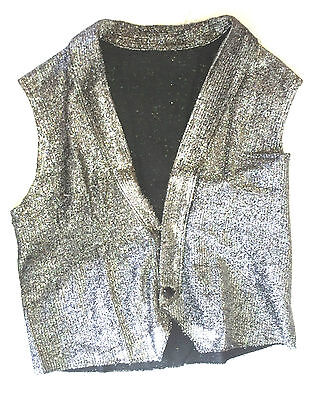 Gilet per costume da ballo liscio - gilet top for Italian folk dance