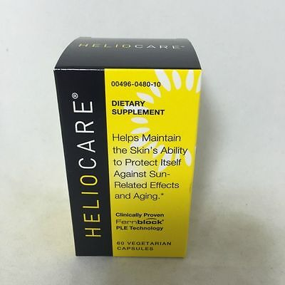 Heliocare Oral Capsules 60 capsules Brand new NOTE Improved capsules
